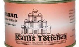 Kalli's Töttchen - online bestellen im Westfalium-shop