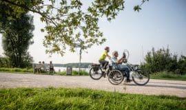 Römer-Lippe-Route ist barrierefrei