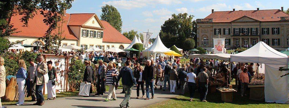 Schloss Harkotten ist ein Besuchermagnet