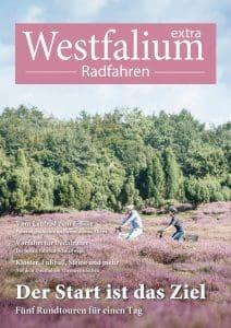 Westfalium extra Radtouren - Beilage der Westfalium-Frühlingsausgabe