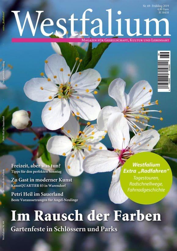 Westfalium Ausgabe Frühjahr 2019 - w69