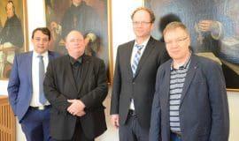 Kirchenhistoriker Flammer leitet Kulturabteilung