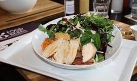 Gasthof bietet kulinarische Alternative