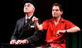 Borchert Theater: Kwant gegen Kant