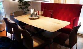 Der Tisch des Hauses