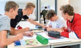 Leben und Lernen auf dem Campus - Das private Aufbaugymnasium Iserlohn