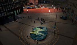 Klangbild-Skulptur für Dortmund