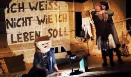 """Theatertreffen: """"Extrem laut und unglaublich nah"""""""