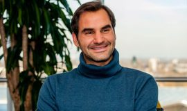 Tennis-Star Roger Federer im Interview