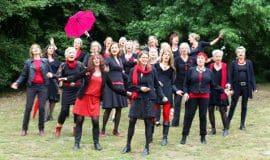 Kreativhaus: Konzert mit Frauenchor VocaLisa