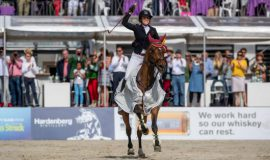 Finja Bormann gewinnt Goldene Peitsche