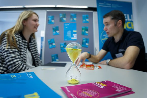 Speed dating ausbildung