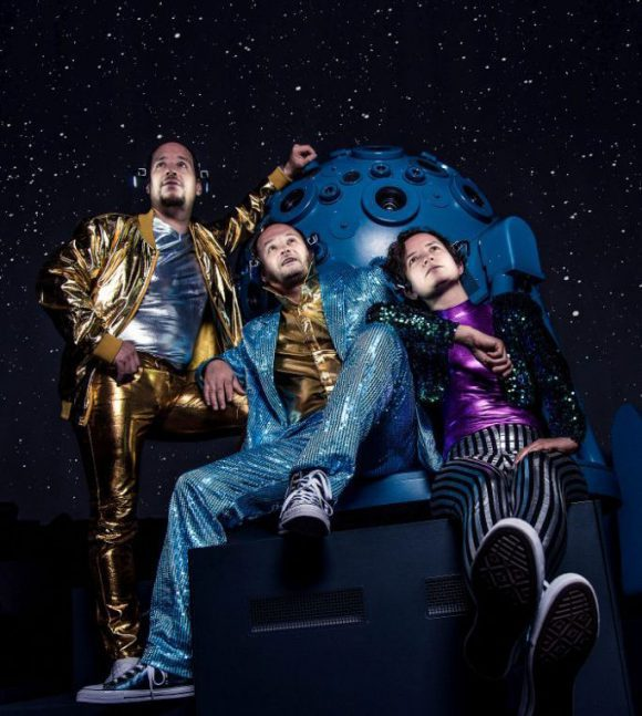 im Planetarium