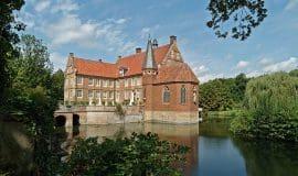 Westfälische Preisträger auf Burg Hülshoff