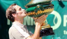 Der Sieger heißt wieder: Roger Federer