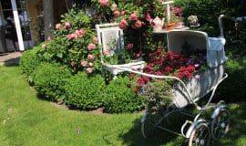 Exklusive Gärten besichtigen