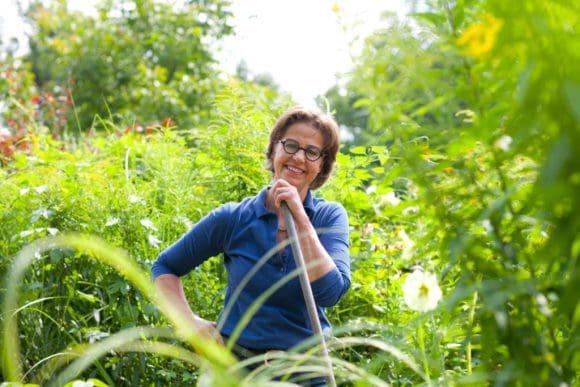 Viktoria von dem Bussche-Ippenburg freut sich auf das sommerliche Gartenfestival 2019 rund um Schloss Ippenburg