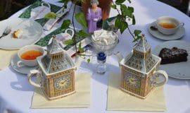 Lüdinghausen: Auf eine Tasse Tee