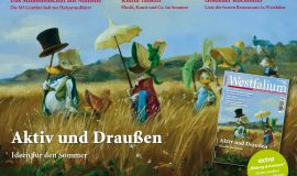 Die Westfalium-Sommerausgabe - jetzt am Kiosk!