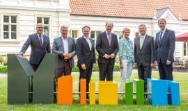 Neuer Markenauftritt für das Münsterland