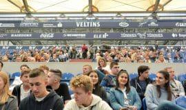 Auf Schalke für die Talente der Region