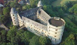 Musicalausschnitte auf der Wewelsburg