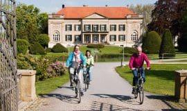 Radfahren durchs Münsterland