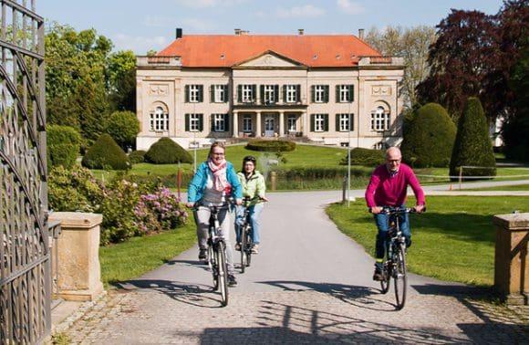 Münsterland-Radtour