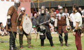 Rheine: Mittelalterfest im Salinenpark