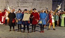 Historienspiel zur großen Fehde in Soest