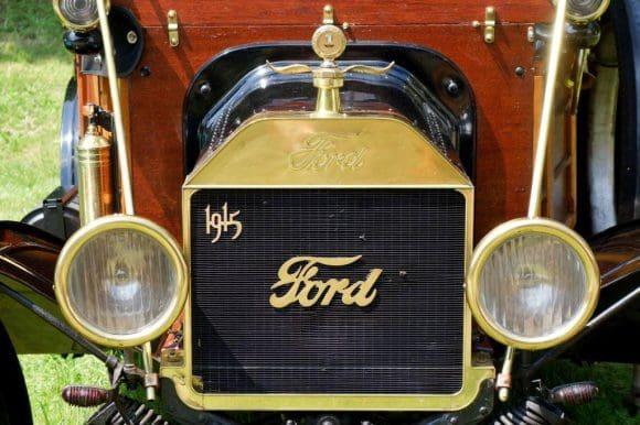 Oldtimertreffen NRW im Freilichtmuseum Hagen - Ford Model T von 1915