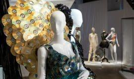 Stephan Hann im Textilmuseum Bocholt: Anfassen erwünscht