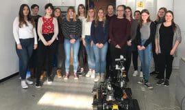 Schülerinnen MINT-Mentoring an der Universität Paderborn