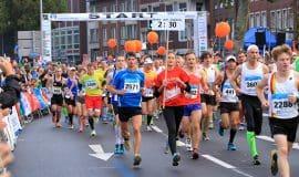 Für den guten Zweck laufen - Münster Marathon