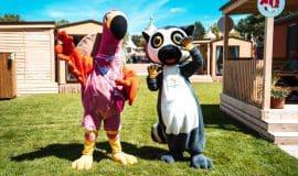 "Safariland Stukenbrock eröffnet ""Kattas Welt"""