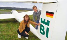 Bielefeld Marketing verlost Segelflugtag
