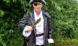Der Pirat kommt