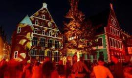 Münster Nacht Museen Galerien