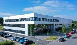Forschungsgebäude der Uni Paderborn eingeweiht