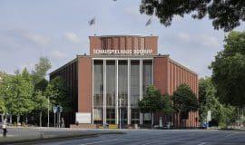 Schauspielhaus - Bund fördert Sanierung