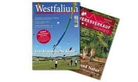 Jetzt im Handel: Die Westfalium-Herbstausgabe