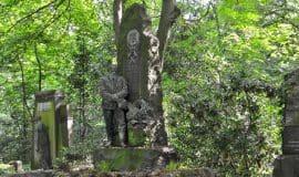 Kunst auf dem Ostfriedhof – Gang durch die Stadtgeschichte