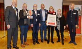 Bürger machen Zukunft - Preis für Krisenhilfe Münster