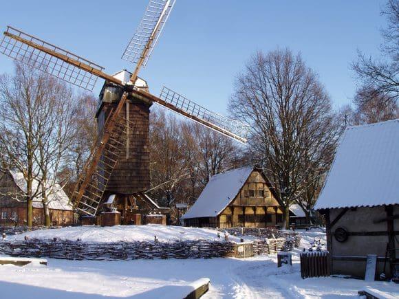 Weihnachtsmarkt Mühlenhof