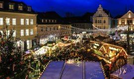 Weihnachtsmarkt am Hellweg: Advent in Unna