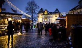 Weihnachtsmarkt auf Schloss Fürstenberg