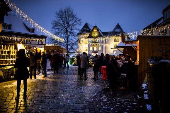 Weihnachtsmarkt Fürstenberg