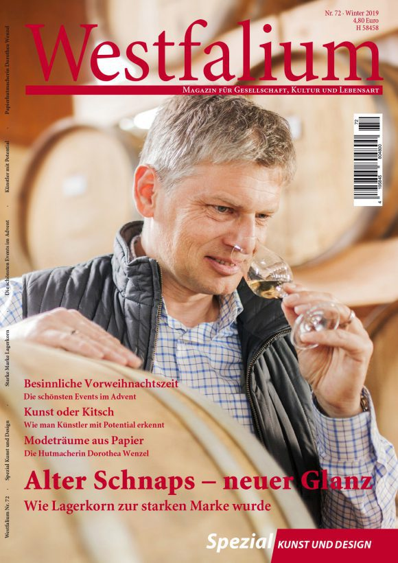 Westfalium - Ausgabe Winter 2019 - Westfalen Magazin