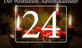 Westfalium wünscht ein frohes Weihnachtsfest
