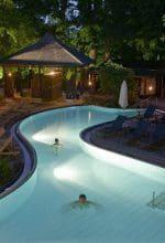 Bali Therme Außenbereich